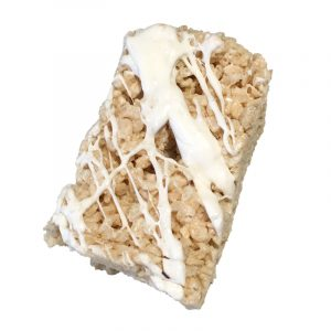 Frosted Rice Krispie Treat