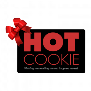 Hot Cookie $10 Gift Card