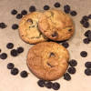 Chocolate chip mini cookies