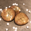 White chocolate macadamia nut mini cookie