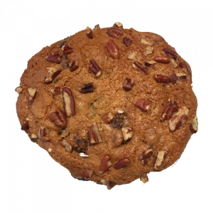 Pecan chip cookie