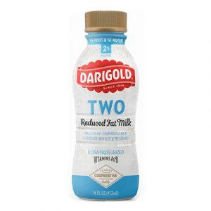 Darigold 2% Reduced Fat Milk 16 oz.