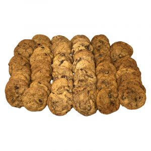 Array of Hot Cookie mini cookies perfect for catering events and parties